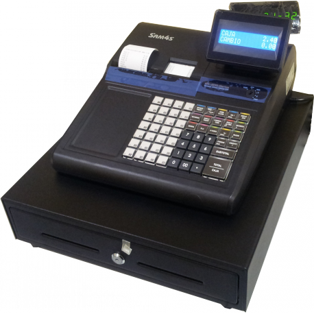 CASH REGISTER SAM4S ER-945