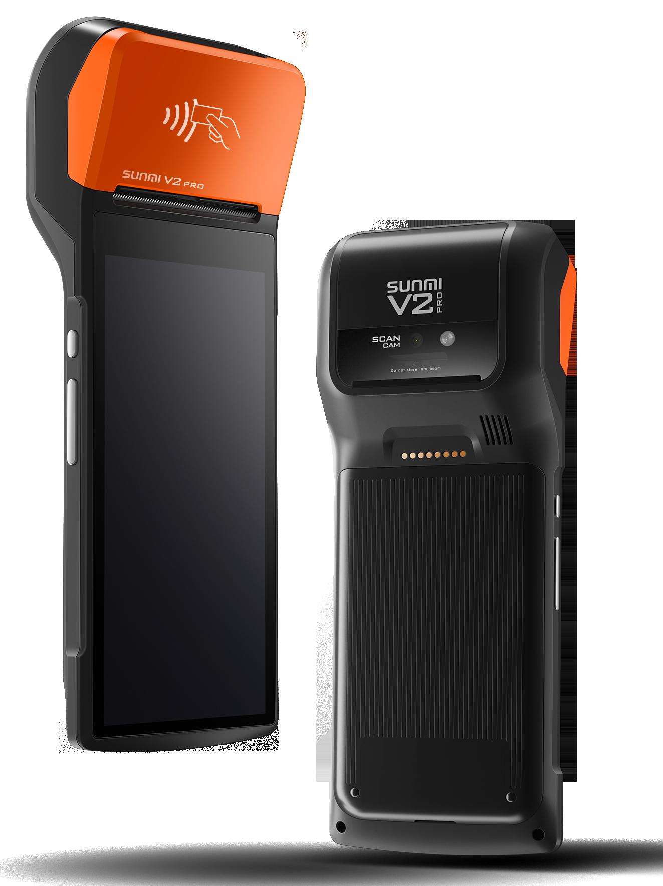 SUNMI V2 PRO ANDROID PDA - PCMIRA