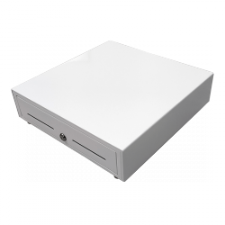 41 CM WHITE ELECTRIC CASH DRAWER