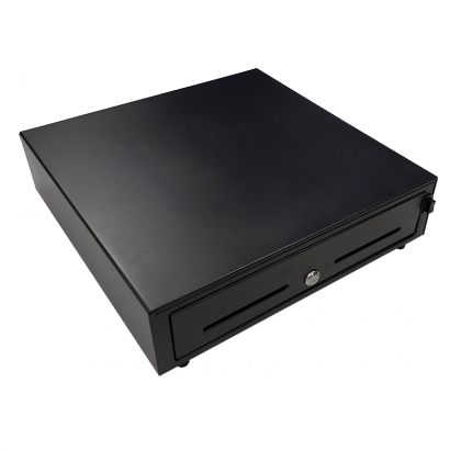 41 CM BLACK MANUAL CASH DRAWER