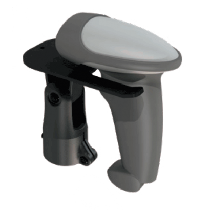 Gun barcode reader stand on SNS-A or SNS-L