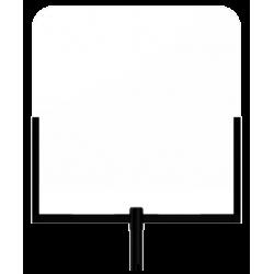 Plexiglass protection kit
