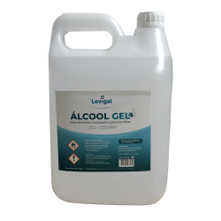 5L HYDROALCOHOLIC GEL