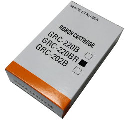 2 COLOR RIBBON GRC-220BR