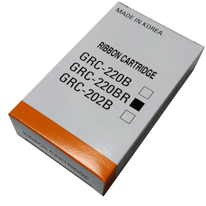2 COLOR RIBBON GRC-220BR