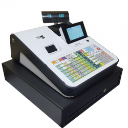 CASH REGISTER ECR SAMPOS ER-159F