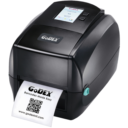 GODEX RT860i LABEL PRINTER