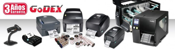 3 Years Warranty on Godex Printers